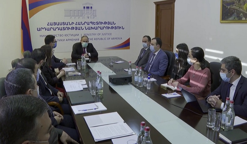 Prime Minister held a consultation on the reform of the judicial system