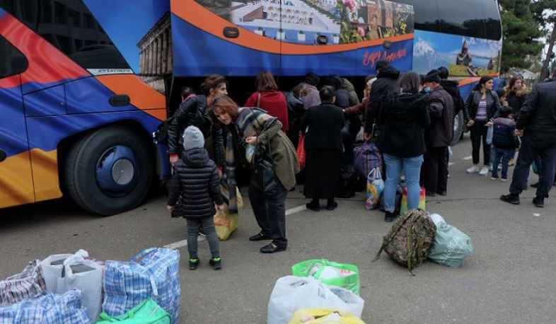 A total of 52,597 people returned to Artsakh