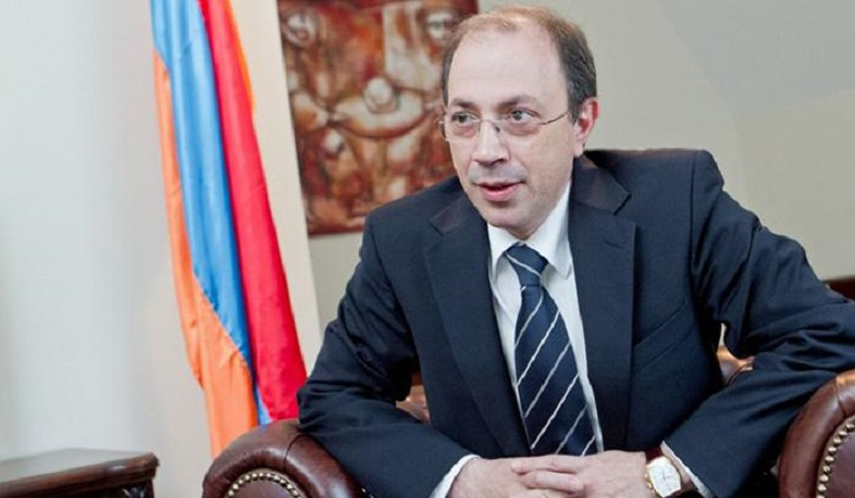 RA Foreign Minister is leaving for Moscow on a working visit