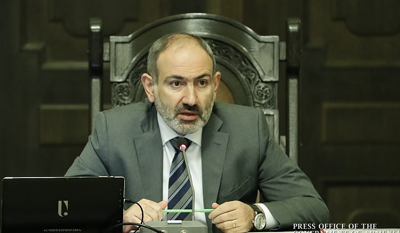 PM Pashinyan visited Gyumri. He will meet with the relatives of the captives