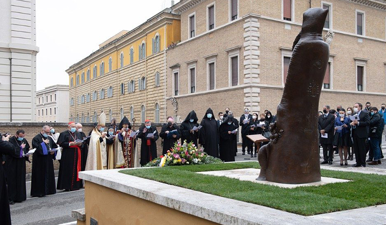 A liturgy dedicated to the memory of St. Gregory Narekatsi was served in the Vatican