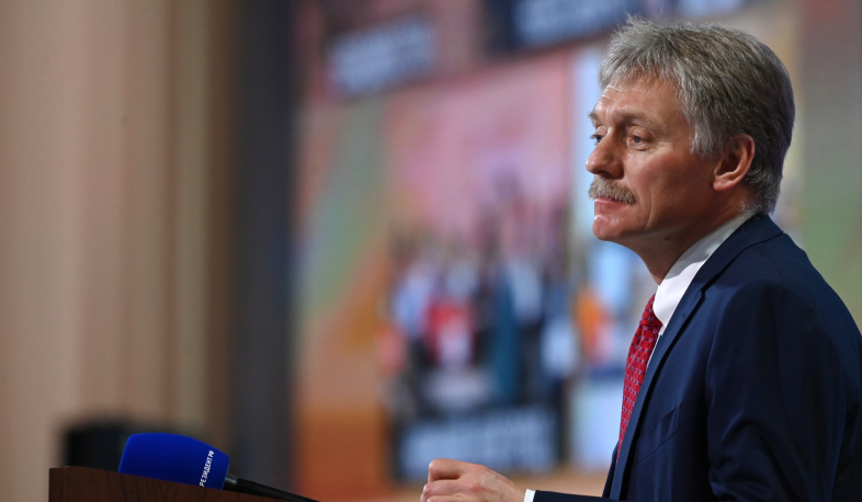 "Dmitry Peskov comments on incorrectly reporting to Nikol Pashinyan about ""Iskander"""