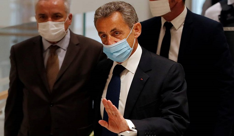 Sarkozy convicted of corruption and handed jail sentence