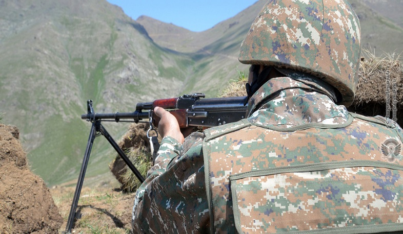 Situation on Armenia-Azerbaijan border remains stable on March 5-6