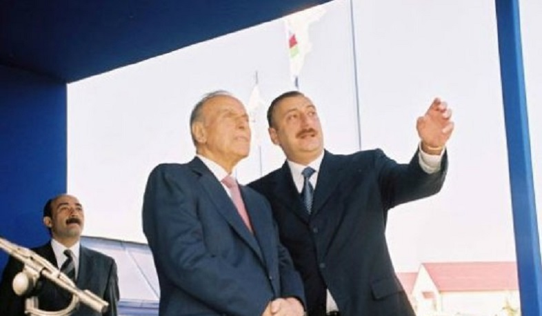 Heydar Aliyev closed all casinos in Azerbaijan, so that his son could not gamble: Süddeutsche Zeitung