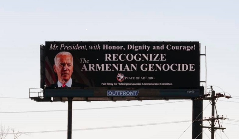 Call on Biden to recognize the Armenian Genocide