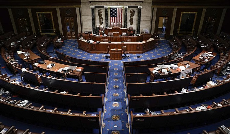 United States senators re-introduce legislation on sanctioning Turkey