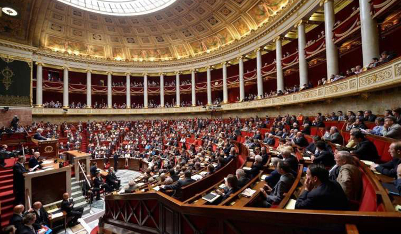 French National Assembly deputies condemned Baku's provocation