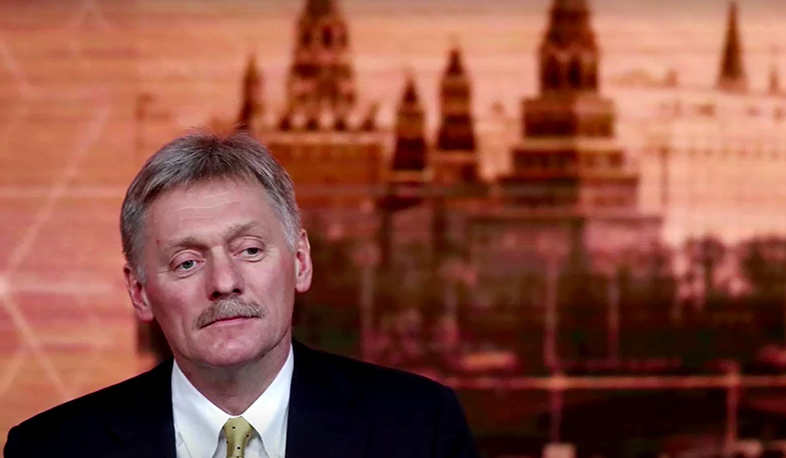 Issue of assistance from Russia was not discussed: Peskov about the Pashinyan-Putin telephone conversation