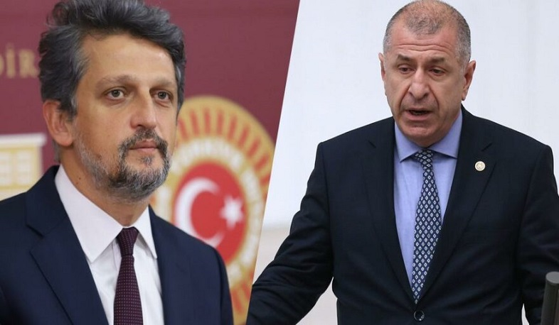 Twitter deleted the threatening post of the Turkish MP addressed to Paylan