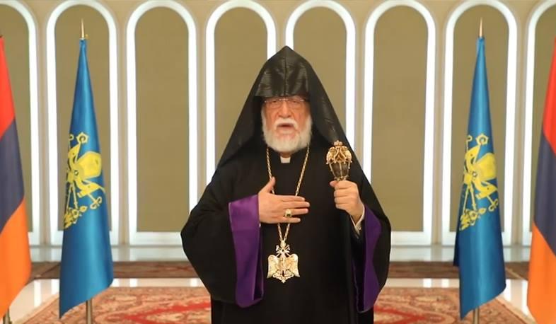 Հայաստանի անկախությունն ու ամբողջականությունն անսակարկելի ազգային սրբություններ են. Արամ Ա