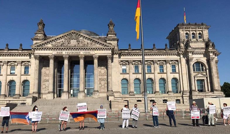 Գերմանիայի հայ համայնքը պատգամավորներին կոչ է անում ճնշումներ գործադրել Ադրբեջանի դեմ՝ ռազմագերիներին ազատ արձակելու համար