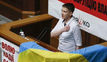 Nadezhda Savchenko - nation's traitor