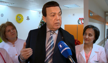 Donate a Life: Iosif Kobzon's important mission to Armenia