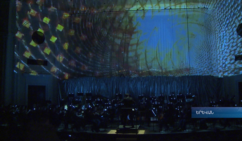 3D animation and classical music: Nutcracker cartoon screened at  the Opera House