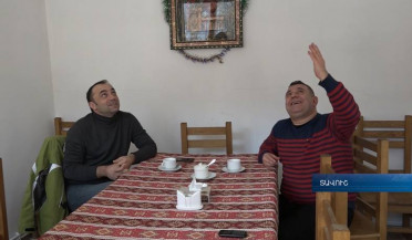 Repatriated Tigran Yalalyan sets up in Dilijan to ease the longing for Kesab