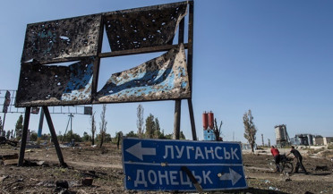 Hostilities resume in Donbass