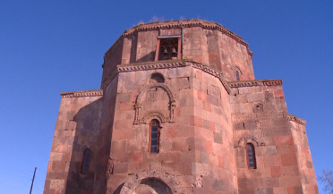 One of most perfect medieval churches in Mastara: St. Hovhannes church