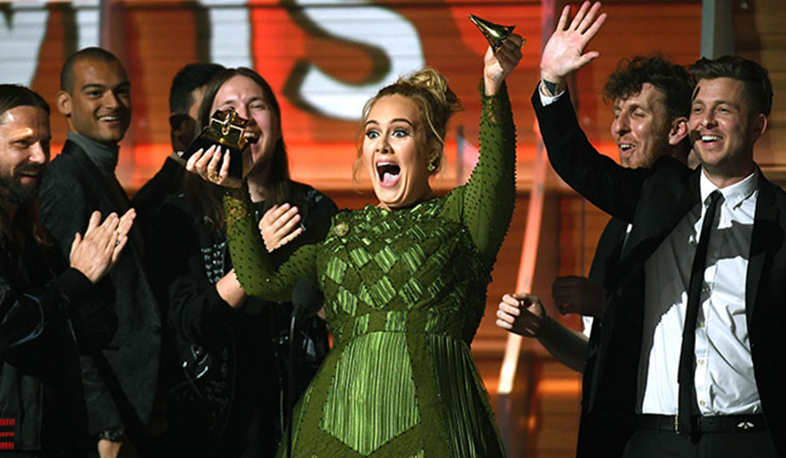 59th Annual Grammy Award kicked off in L.A.
