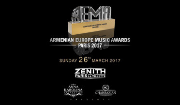 First Channel to broadcast Armenian Europe Music Awards