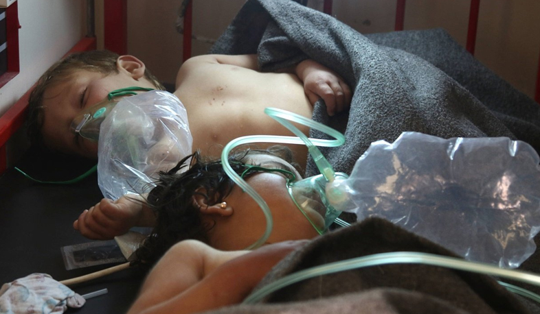 UN Security Council to discuss the use of chemical weapons in Syria