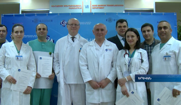 First bone marrow transplant conducted in Armenia