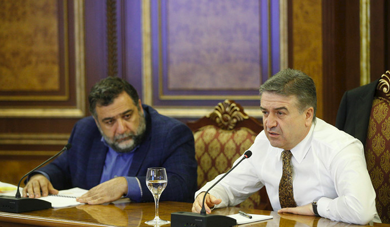 IDeA plans another 1 billion and 300 million investments into Armenia within the next 15 years