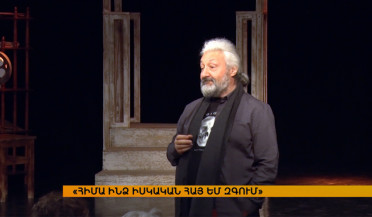 Stas Namin to reveal his Armenian identity through arts