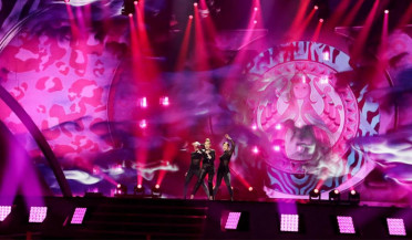 Artsvik's first Eurovision rehearsal highly rated by the jury