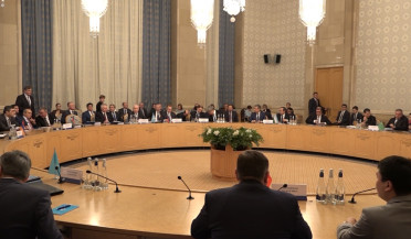 CIS economic council holds session in Moscow
