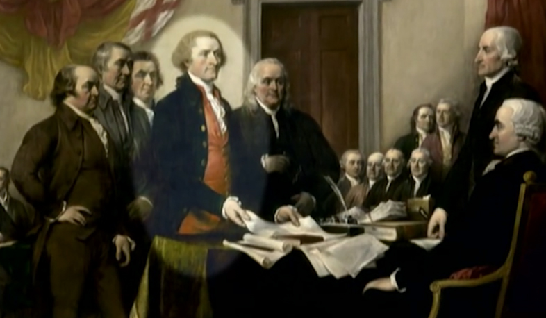 241 years later historians argue details of US Independence Day