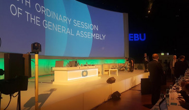 Public Television delegation took part in EBU 78th summit