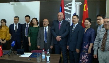 Public Administration Academy will collaborate with Shanghai International Research Institute