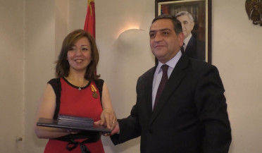 Gandzasar magazine editor-in-chief awarded Movses Khorenatsi medal