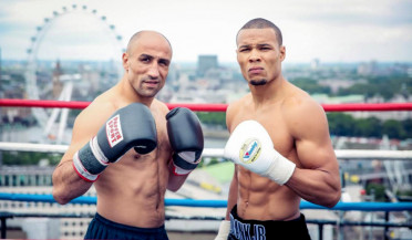 Arthur Abraham – Chris Eubank live on First Channel