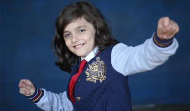Misha will represent Armenia at JESC 2017!