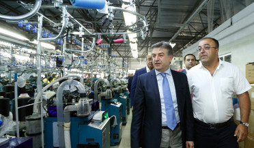 Government will approve all programs creating workplaces in Gyumri