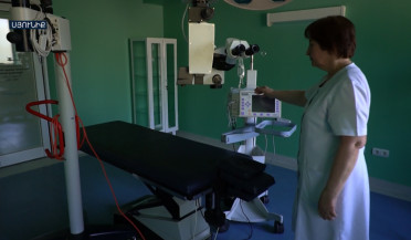 Ophthalmologic center opened in Kapan