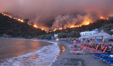 Wildfire in Europe