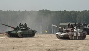 Armenia participates in International Army Games