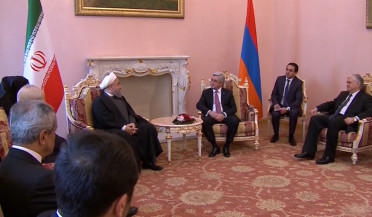 Armenia and Iran to continue strengthening friendship