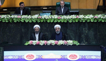Rouhani swears loyalty to Iranian people