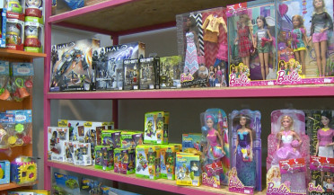 Toys can endanger children's health
