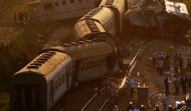 49 dead in Egypt train accident