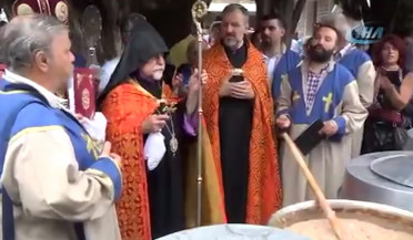 Assumption of Mary celebrated with grandeur in Turkey's only Armenian village