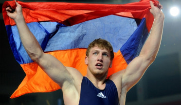 Armenian wrestlers prepare for World Championship