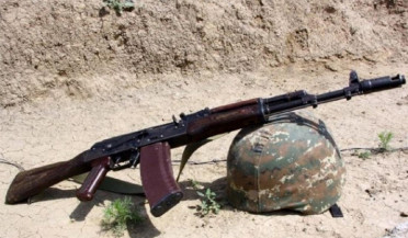26-year-old soldier Andranik Mkrtchyan found dead