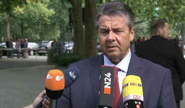 Germany Foreign Minister: Erdogan's style is sending threatening messages to my wife