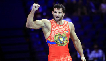 Maxim Manukyan is a world champion