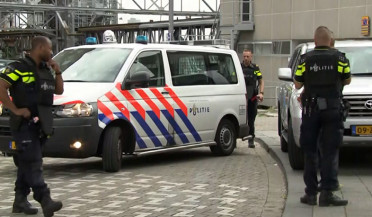 Rotterdam under danger of terror attack